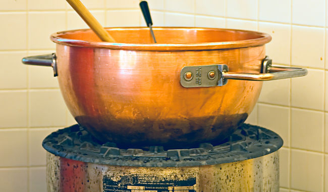 It is worthwhile keeping your copper pots, utensils and decorations clean and gleaming. See the comprehensive guide and home remedies for cleaning copper in this article